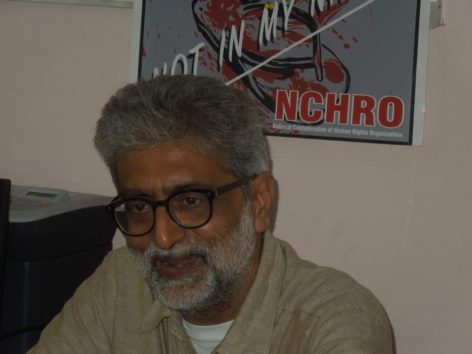 Gautam Navlakha: A civil liberties, democratic, and human rights activist, and a journalist