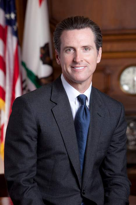 Gavin Newsom: 40th governor of California