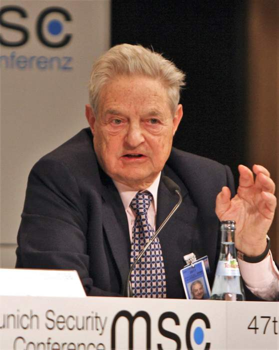 George Soros: Hungarian-American billionaire investor and philanthropist