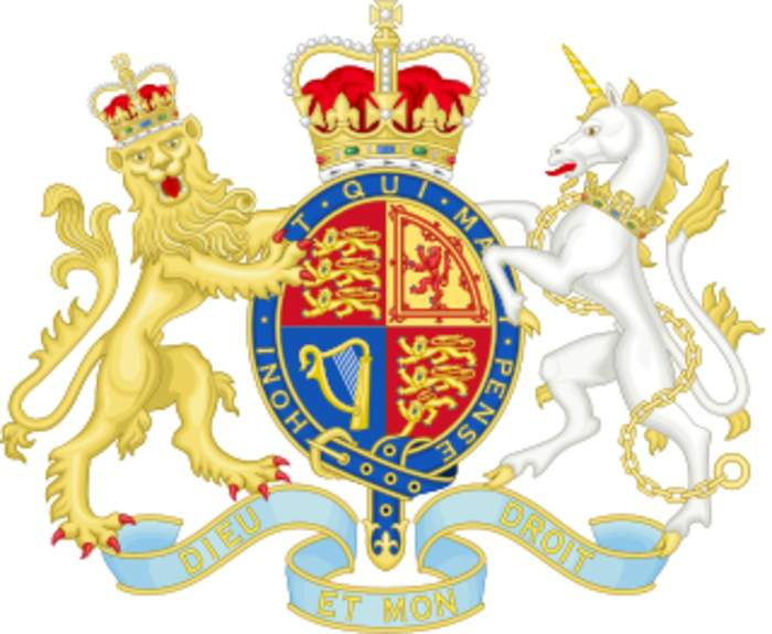 Government of the United Kingdom: Central government of the United Kingdom of Great Britain and Northern Ireland