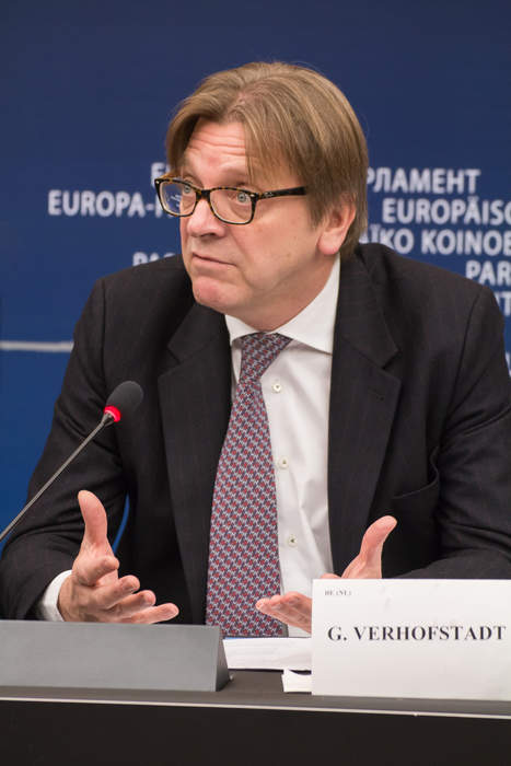 Guy Verhofstadt: Former Prime Minister of Belgium, Member of the European Parliament