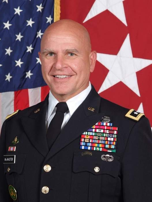 H. R. McMaster: 26th United States National Security Advisor