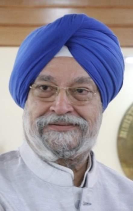 Hardeep Singh Puri: Indian politician and diplomat