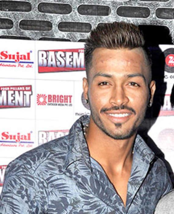 Hardik Pandya: Indian cricketer