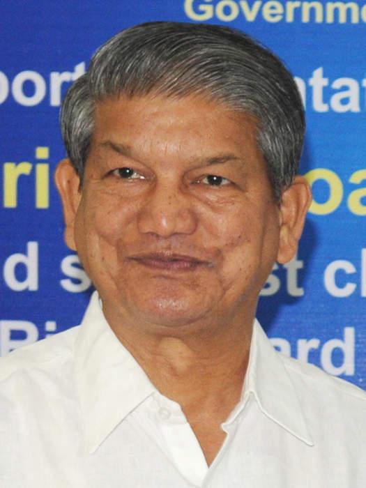 Harish Rawat: Indian politician