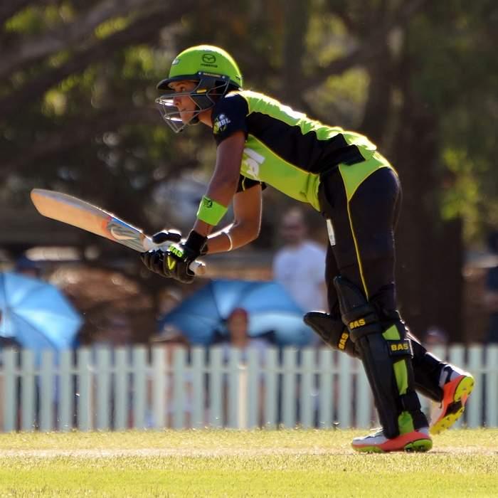 Harmanpreet Kaur: Indian cricketer