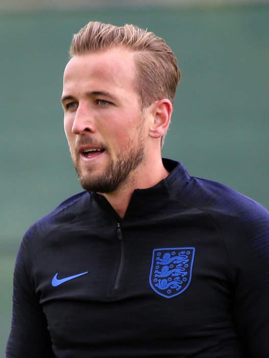 Harry Kane: English association football player