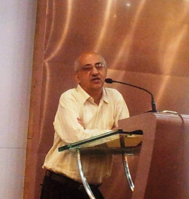 Harsh Mander: Indian social activist and writer