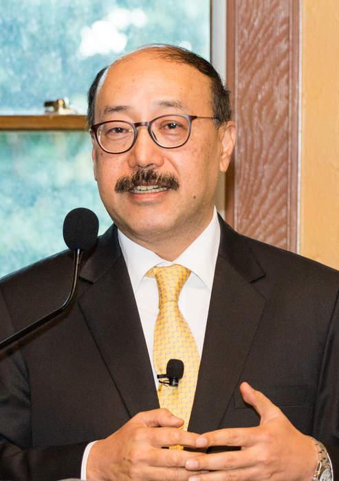 Harsh Vardhan Shringla: Indian diplomat (born 1962)
