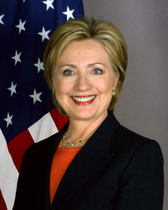 Hillary Clinton: 67th U.S. Secretary of State, former New York senator and First Lady