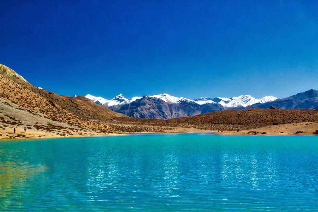 Himachal Pradesh: State in northern India