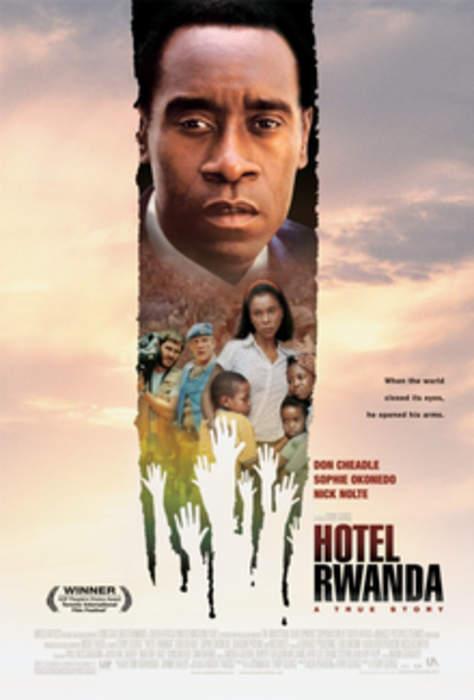 Hotel Rwanda: 2004 drama film