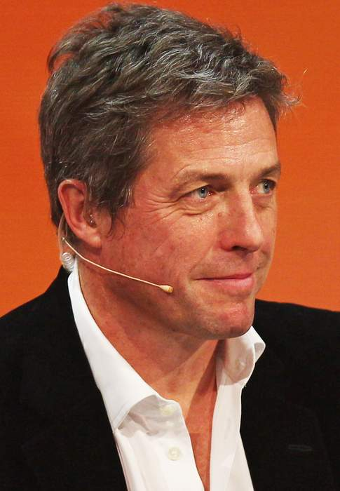 Hugh Grant: British actor