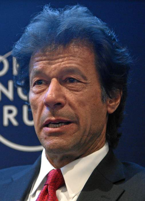 Imran Khan: 22nd Prime Minister of Pakistan; former cricketer