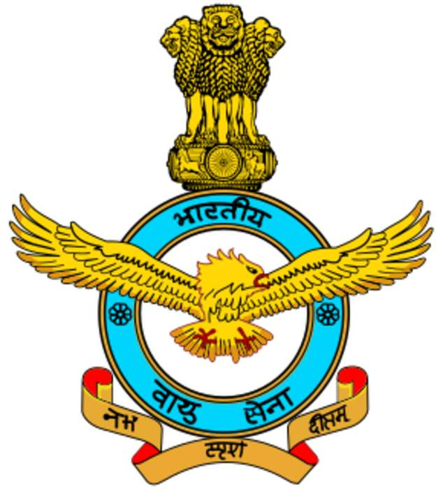 Indian Air Force: Air warfare branch of India's military