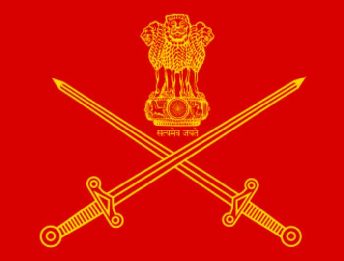 Indian Army: Land based branch of the Indian Armed Forces