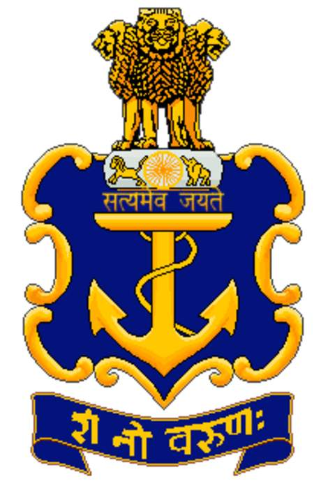 Indian Navy: Maritime warfare branch of India's military