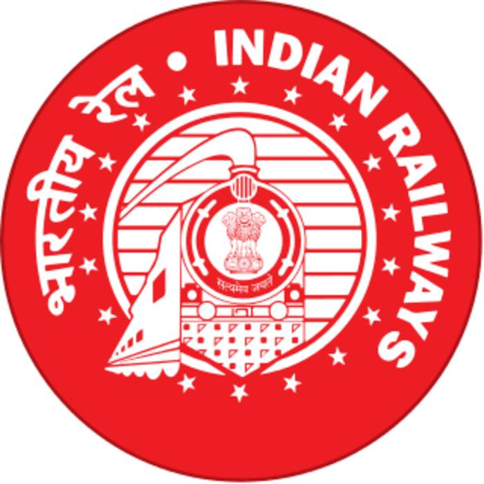 Indian Railways: India's national railway system operated by the Ministry of Railways