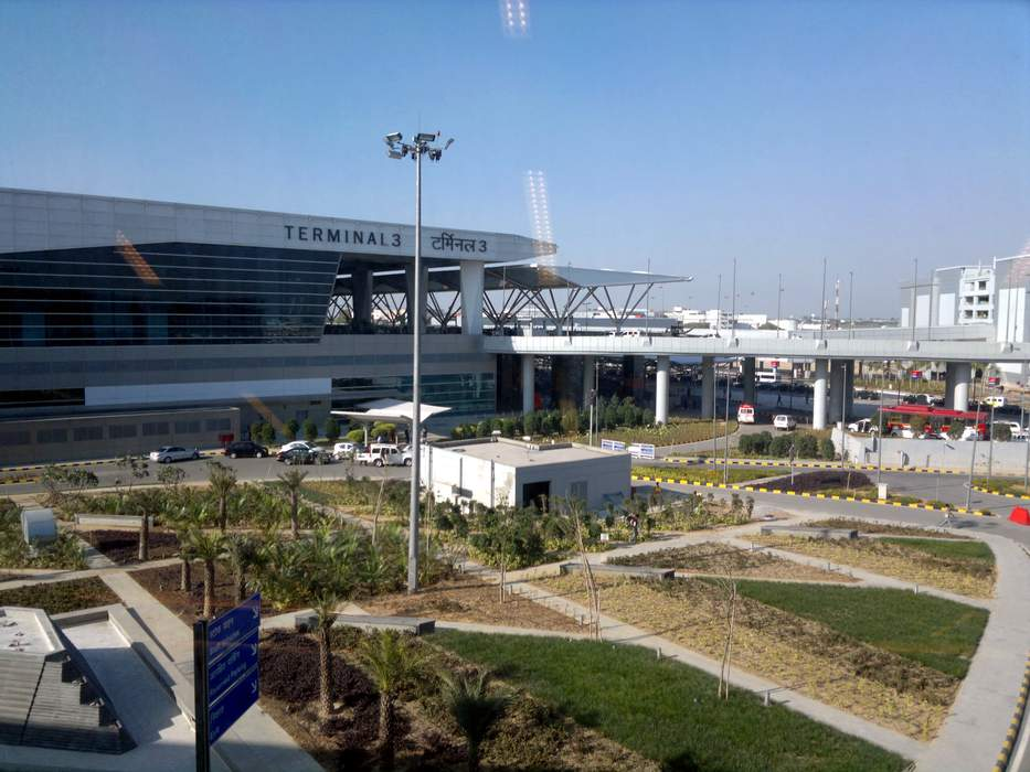 Indira Gandhi International Airport: International airport in Delhi, India