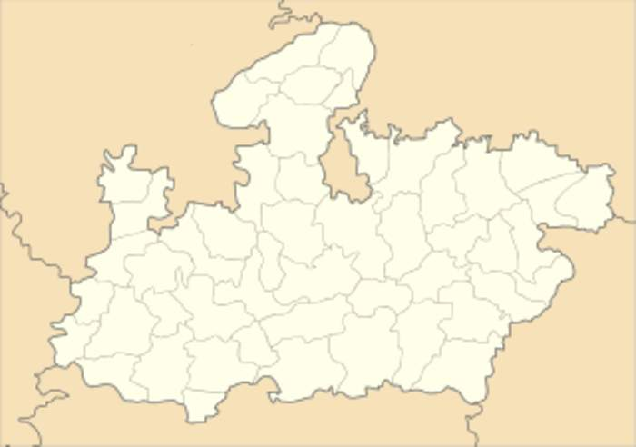 Indore: Metropolis in Madhya Pradesh, India