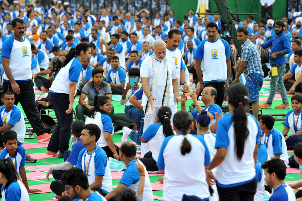 International Day of Yoga: Annual promotion day