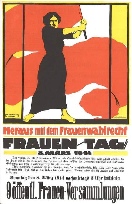 International Women's Day: Holiday to recognize women worldwide