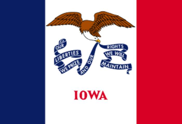 Iowa: State of the United States of America