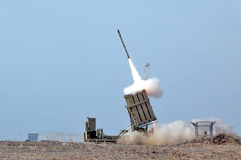Iron Dome: Israeli air defense system