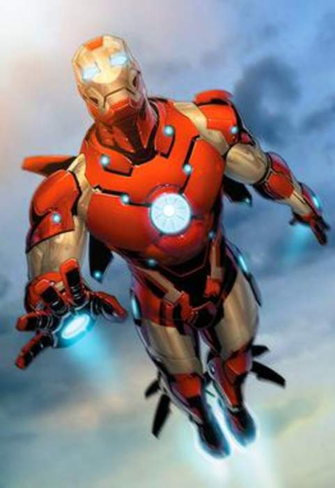 Iron Man: Superhero appearing in Marvel Comics publications