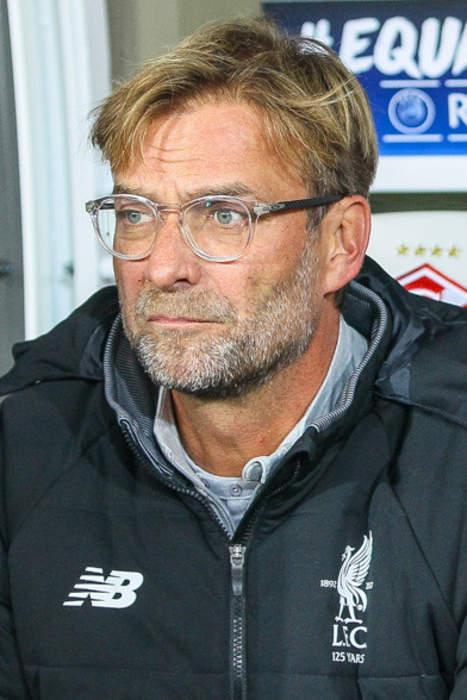 Jürgen Klopp: German association football player and manager
