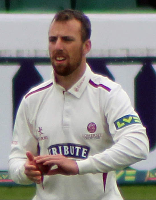 Jack Leach: English cricketer