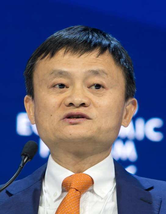 Jack Ma: Chinese businessman