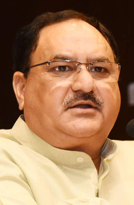 J. P. Nadda: Indian politician