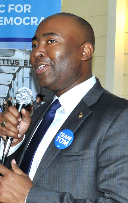 Jaime Harrison: Chairman of the Democratic National Committee