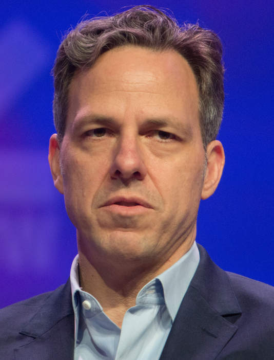 Jake Tapper: American political journalist, author, and cartoonist