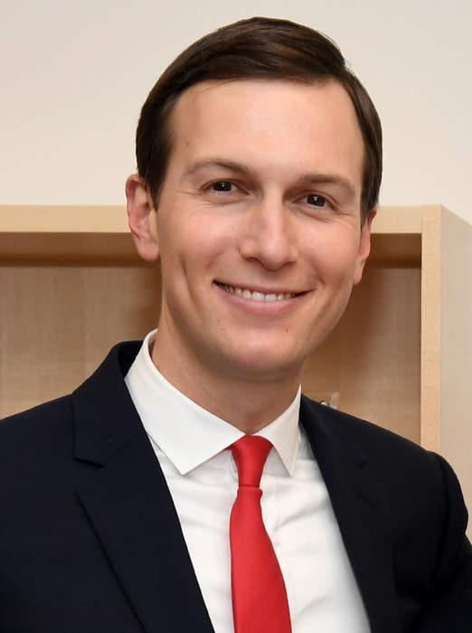 Jared Kushner: American investor, real-estate developer, and newspaper publisher