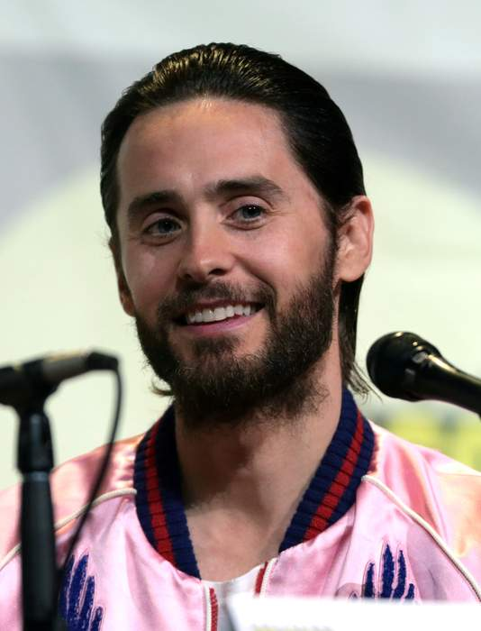 Jared Leto: American actor and musician