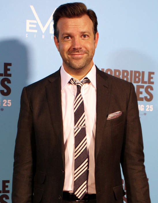 Jason Sudeikis: American actor and comedian