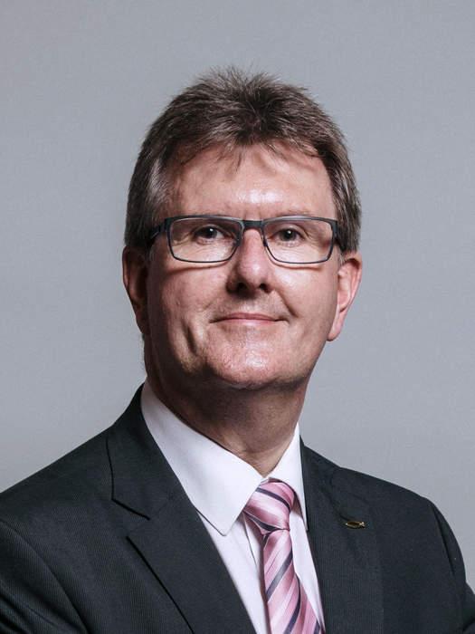 Jeffrey Donaldson: Leader of the Democratic Unionist Party