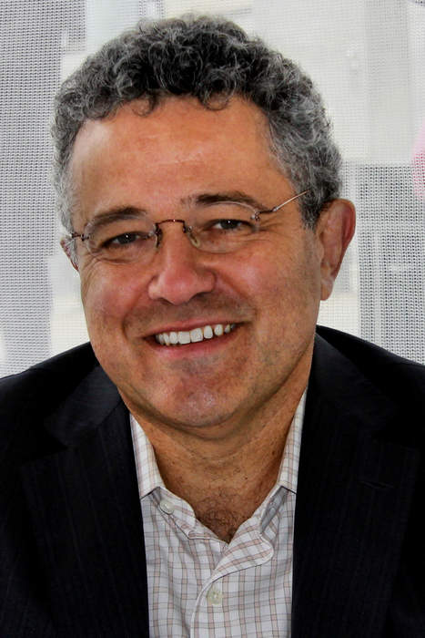 Jeffrey Toobin: American lawyer and author