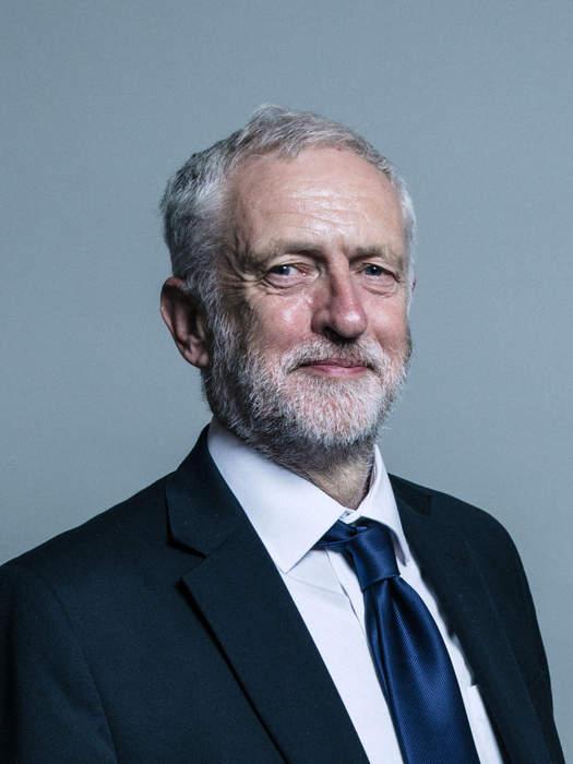 Jeremy Corbyn: British independent politician