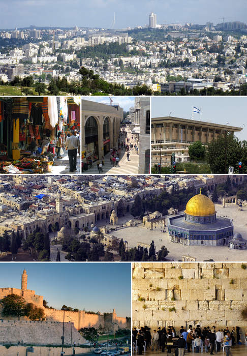 Jerusalem: Holy city of the Abrahamic religions