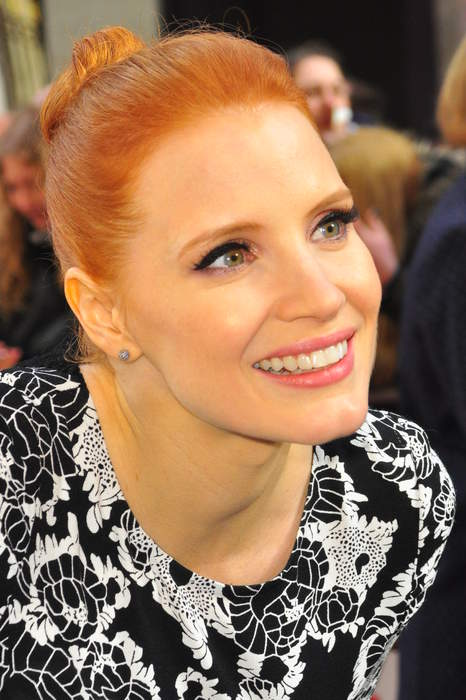Jessica Chastain: American actress and producer
