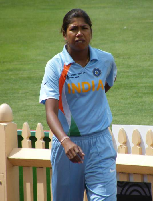Jhulan Goswami: Indian cricketer