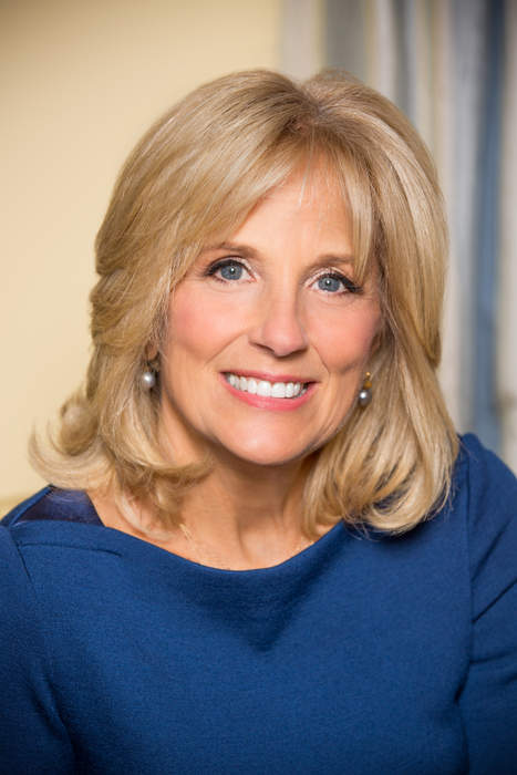 Jill Biden: American educator and First Lady of the United States
