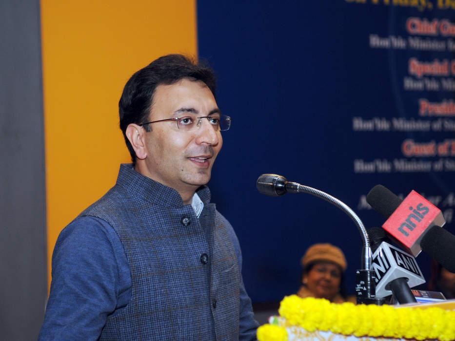 Jitin Prasada: Indian politician