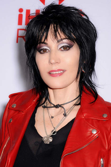 Joan Jett: American rock musician and actress