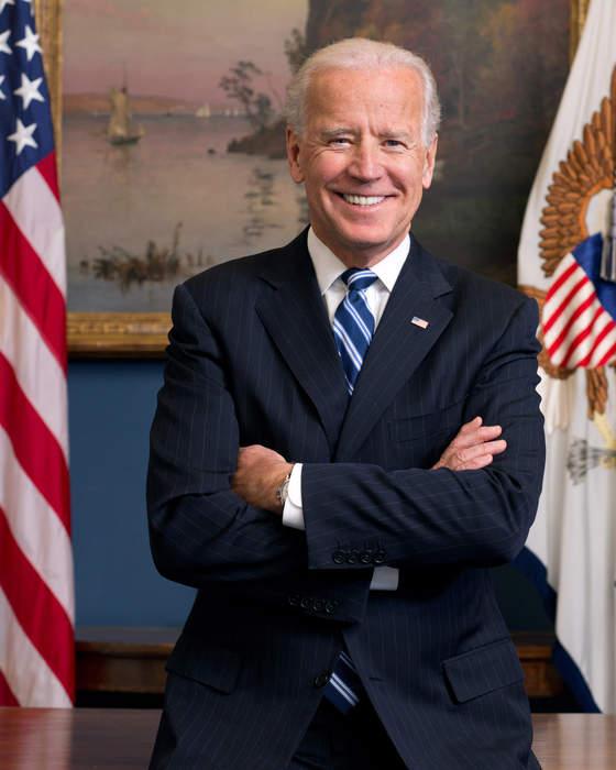 Joe Biden: 46th president of the United States