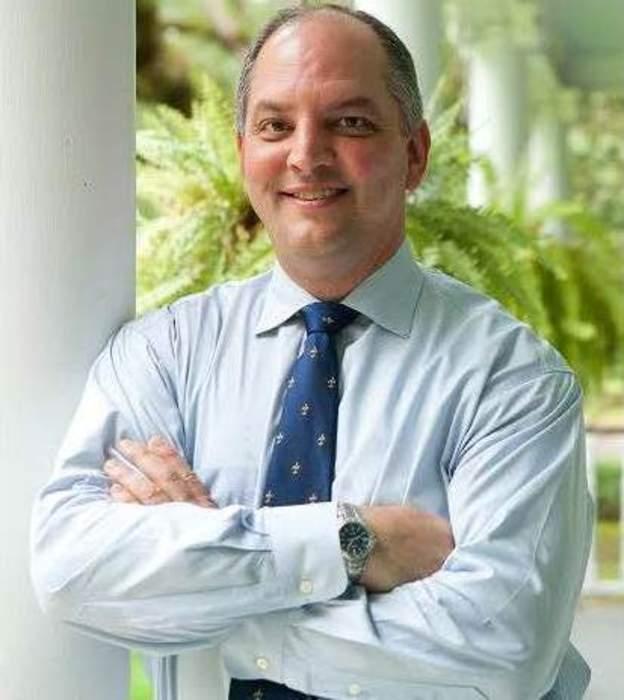 John Bel Edwards: 56th Governor of Louisiana
