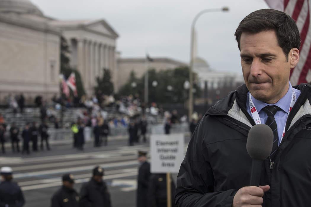 John Berman: American news anchor